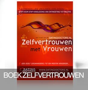 boek zelfvertrouwen met Vrouwen