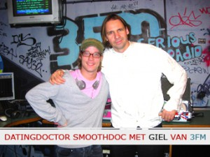 Datingcoach SmoothDoc met Giel
