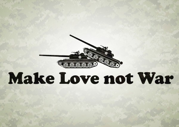 MakeLoveNotWar