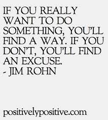 excuses vinden